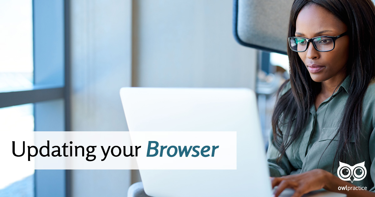Updating Your Browser