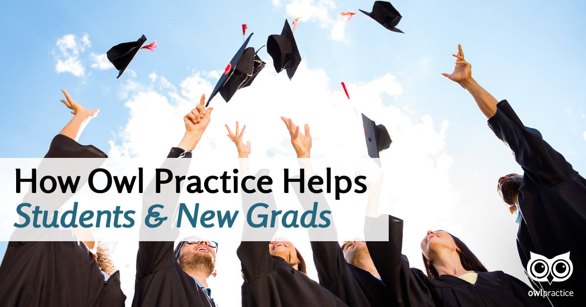 How Owl Practice Helps Students & New Grads